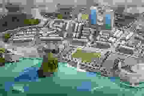 Nhiều nhà đầu tư rót vốn vào bất động sản Hạ Long