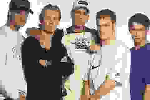 Nhóm nhạc huyền thoại Boyzone sắp trở lại