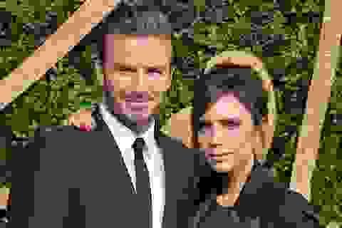 Nhân Ngày của Mẹ, David Beckham nịnh khéo vợ yêu