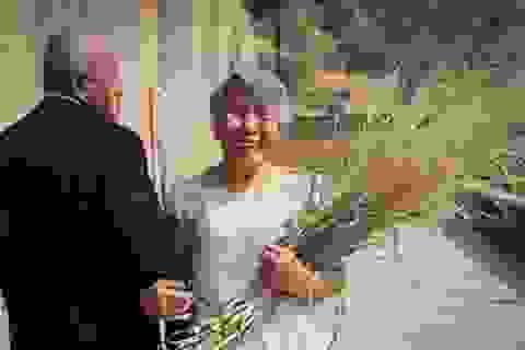Lãng mạn bộ ảnh cưới đầu tiên trong đời của cặp đôi U90