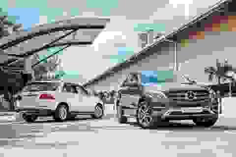 Mercedes-Benz GLE tại Việt Nam được bổ sung hộp số 9G-TRONIC