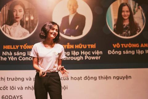 Nữ sinh Việt tại Stanford mang dự án giáo dục Hè ra đảo Lý Sơn