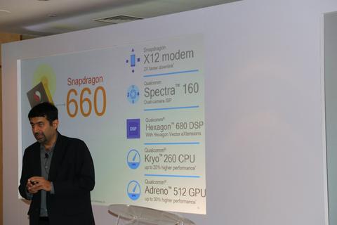 Qualcomm ra mắt chip xử lý tầm trung Snapdragon 660, 630