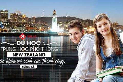 Du học THPT New Zealand – Hành trình đi đến thành công