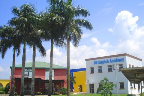 Ưu đãi du học tiếng anh tại OK English Academy, Philippines