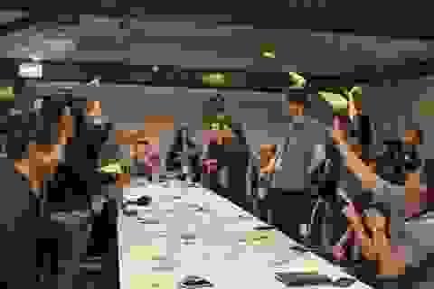 Các nhà lãnh đạo trẻ đến từ Việt Nam và Úc hội ngộ tại Diễn đàn Lãnh Đạo Trẻ Việt - Úc