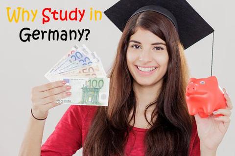 Du học miễn học phí tại nước Đức