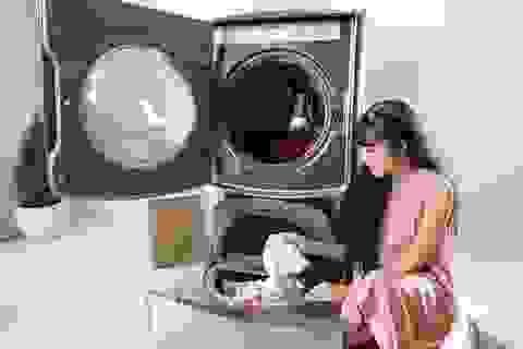 Mẹo giặt giũ bảo vệ sức khỏe cho con của mẹ đảm Minh Hà