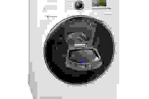 Máy giặt Samsung cải tiến công nghệ dựa trên sự quan tâm đến người dùng