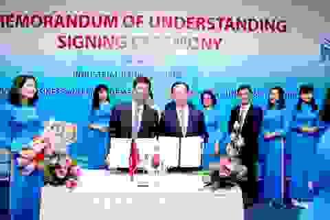 Khoa Quản trị và kinh doanh hợp tác với doanh nghiệp Hàn Quốc