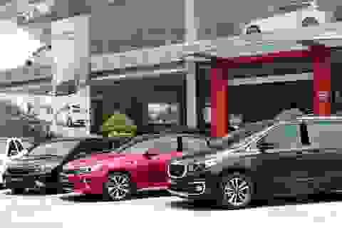 Tháng 7, cơ hội mua xe Kia với nhiều ưu đãi