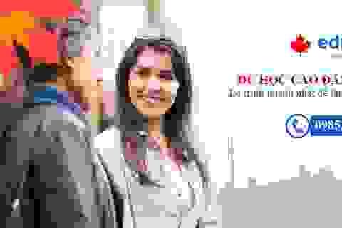 """Chạy """"nước rút"""" du học cao đẳng nghề Canada theo Visa nhanh CES"""