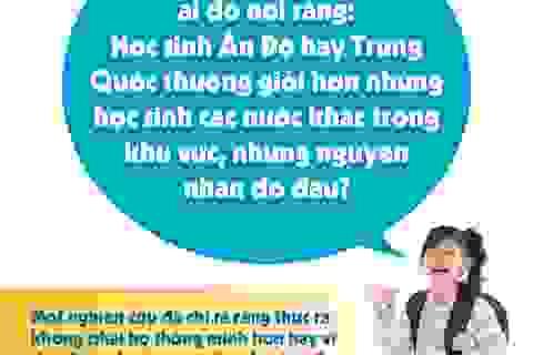 [Infographic] Tại sao cha mẹ cần cho con học ngôn ngữ thứ hai càng sớm càng tốt?