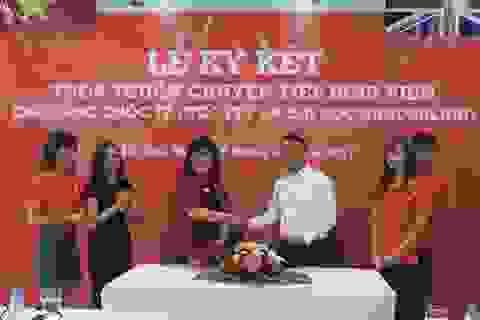 Cao đẳng Quốc tế BTEC FPT ký kết thỏa thuận chuyển tiếp sinh viên năm cuối vào Đại học Sunderland