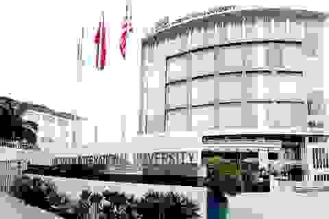 Đại học Quốc tế Sài Gòn công bố điểm trúng tuyển năm 2017