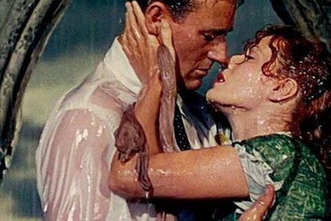 Những nụ hôn ướt át kinh điển trên màn ảnh Hollywood