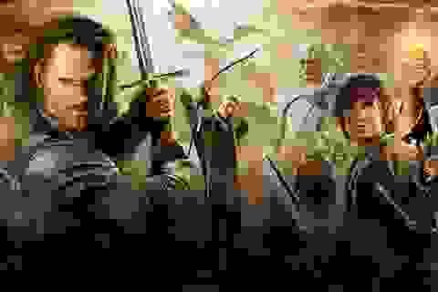 Loạt series phim mang tính sử thi hùng tráng truyền cảm hứng cho người xem