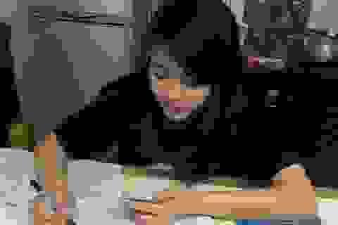 Xôn xao đơn xin rời biên chế của cô giáo trẻ sinh năm 1994