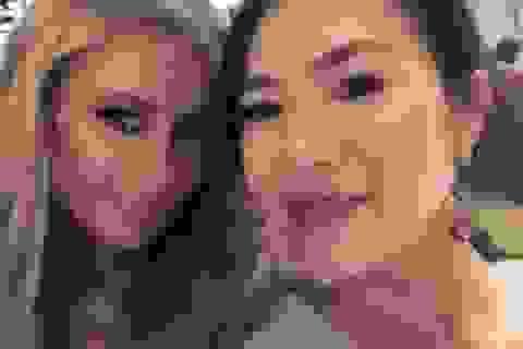 CEO Elise dự Tuần lễ thời trang New York cùng Paris Hilton