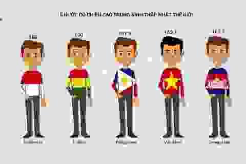 Bao lâu nữa người Việt cao đủ chuẩn?