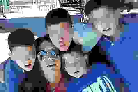 Kinh hoàng 4 bé trai sống chung với xác chết của mẹ gần một tuần lễ