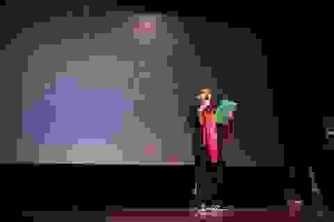 Ấn tượng lời phát biểu truyền động lực của cậu học trò 12 tuổi