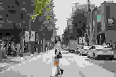 """Lạc trong """"Kinh đô thời trang châu Á"""" cùng siêu mẫu Ngọc Anh"""