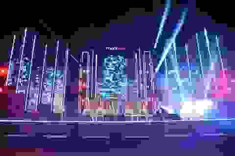 """Học sinh, sinh viên """"cháy"""" hết mình trong đêm nhạc của MobiFone tại ĐHQG HCM"""