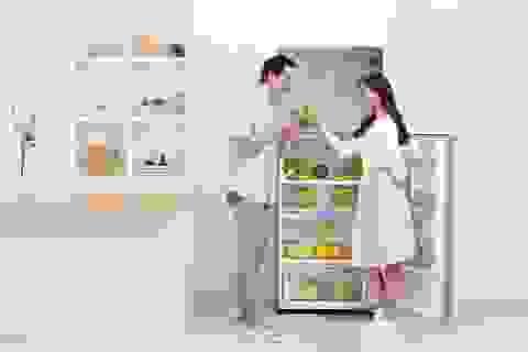Cách sử dụng tủ lạnh linh hoạt và tối ưu