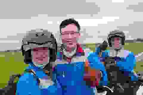 Phượt xuyên Việt bằng xe  máy và chỉ mang theo đúng 23.000 đồng