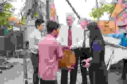 Sau bão Damrey, Phú Hưng Life sẻ chia cùng đồng bào miền Trung