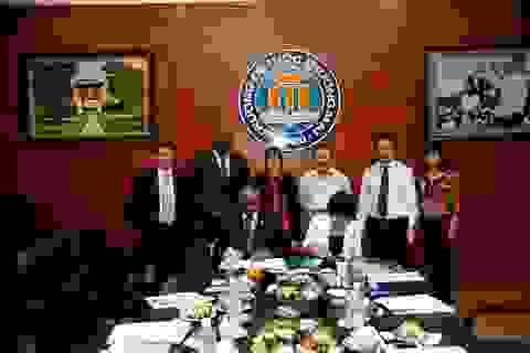 Chương trình Thạc sỹ MBA Canada duy nhất Hà Nội tuyển sinh khóa 4 tại Đại học Thương mại