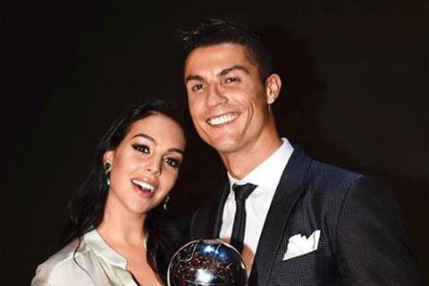 Xúc động trước thông điệp yêu thương Georgina Rodriguez gửi đến C.Ronaldo