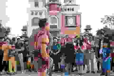 Tết vẫn rộn ràng tại Asia Park Đà Nẵng