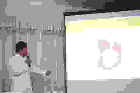 Hội thảo chăm sóc mắt & cải thiện suy giảm thị lực thời công nghệ