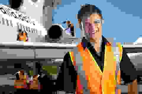 """Kỹ sư bảo trì máy bay - Cơ hội nghề nghiệp rộng mở cùng mức lương """"khủng"""""""