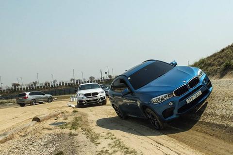 Trung tâm lái xe lớn nhất châu Á cho người đam mê tốc độ