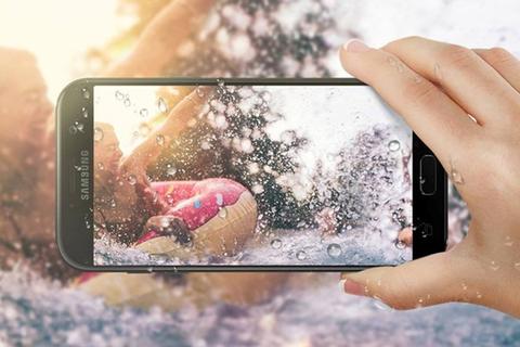 Galaxy A5 (2017) gây ấn tượng ở nhóm smartphone 8 triệu đồng