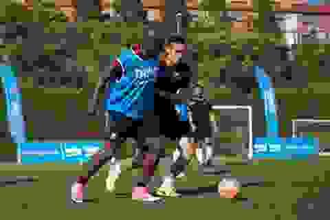 Giấc mơ được làm cầu thủ trên sân Camp Nou