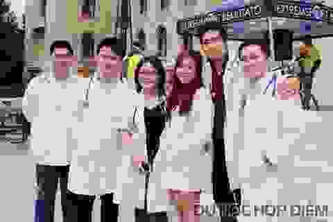 Cơ hội học y nha dược tại châu Âu cho các bạn trẻ Việt Nam