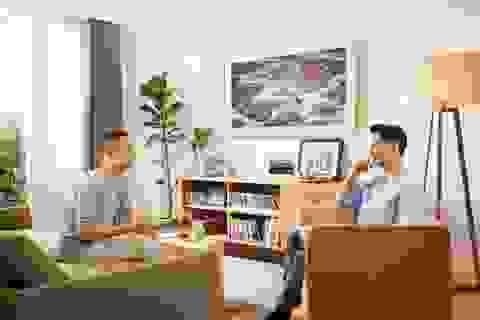 Khám phá nét đặc biệt trong phòng khách của người nổi tiếng