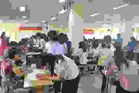 Trường ĐH Công nghiệp Dệt may Hà Nội dành 300 chỉ tiêu cho thí sinh đăng ký trình độ cao đẳng ngành Công nghệ May
