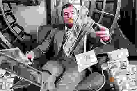 """McGregor hoàn thành lời hứa cho C.Ronaldo """"ngửi khói"""""""