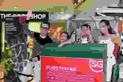 Hoàng Bách trở thành đại sứ chiến dịch cho thương hiệu du lịch Singapore