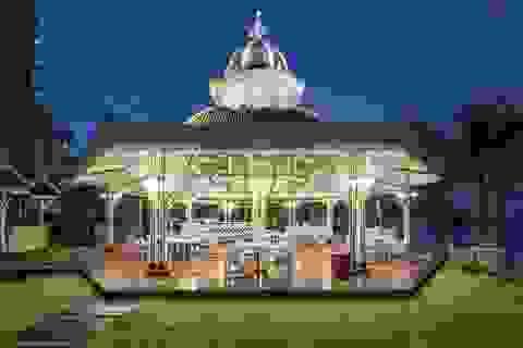 Resort nào đáng đến nhất trong dịp Giáng sinh?