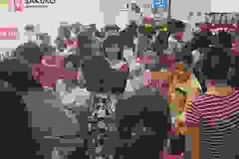 """Ngày càng nhiều người Việt """"phải lòng"""" hàng nội địa Nhật"""