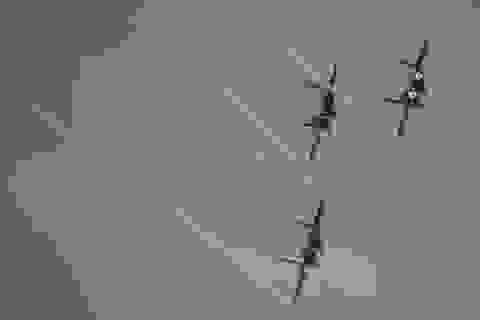 Syria: Sau lệnh ngừng bắn, Nga tập kích dữ dội
