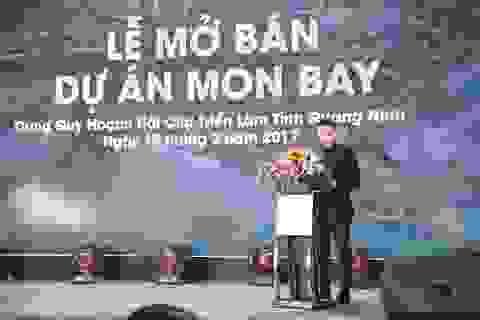 158 căn nhà ở liền kề dự án Mon Bay hoàn tất giao dịch trong giai đoạn bán hàng đầu tiên