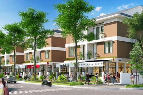 Hà Nội: Biệt thự phía Tây hấp dẫn nhà đầu tư