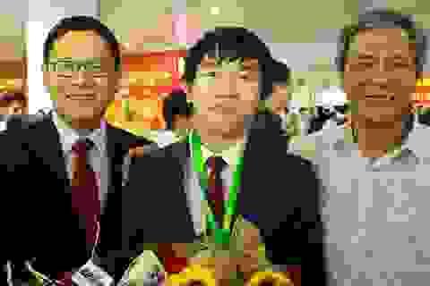 Ước mơ đặc biệt của Thủ khoa Olympic Toán Quốc tế - Hoàng Hữu Quốc Huy